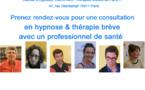 Cabinet d'Hypnose et Thérapies Brèves de Paris 11